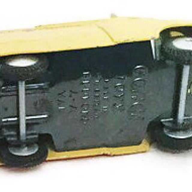 Diecast Corgi Bedford Aa Road Service Van Vintage British Toy Car - Image 6 of 6