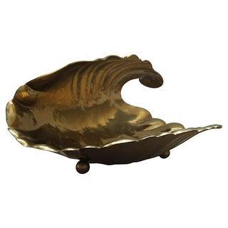 Egidio Broggi Brass Italian Shell
