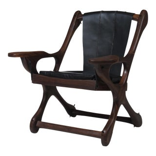 Don Shoemaker Cocobolo Rosewood Swinger Chair