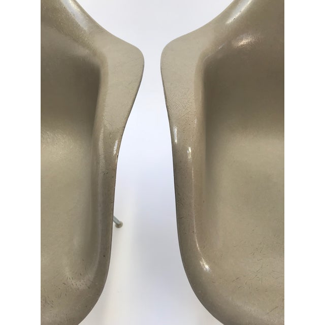 Vintage Eames Armchairs for Herman Miller - a Pair - Image 3 of 11