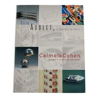 """Book """"Felix Aublet, La Traversee Du Siecle"""""""