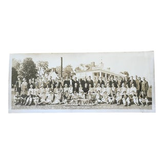 Rahway High School Class of 1930 Photograph