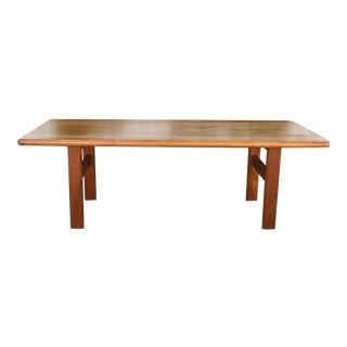 Vintage Danish Modern Teak Coffee Table