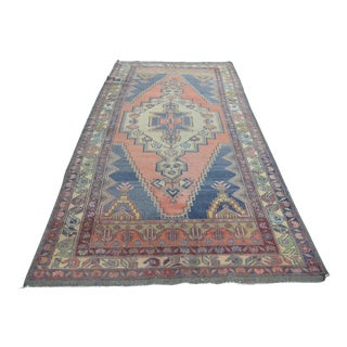 Oushak Anatolian Carpet - 5′1″ × 10′6″