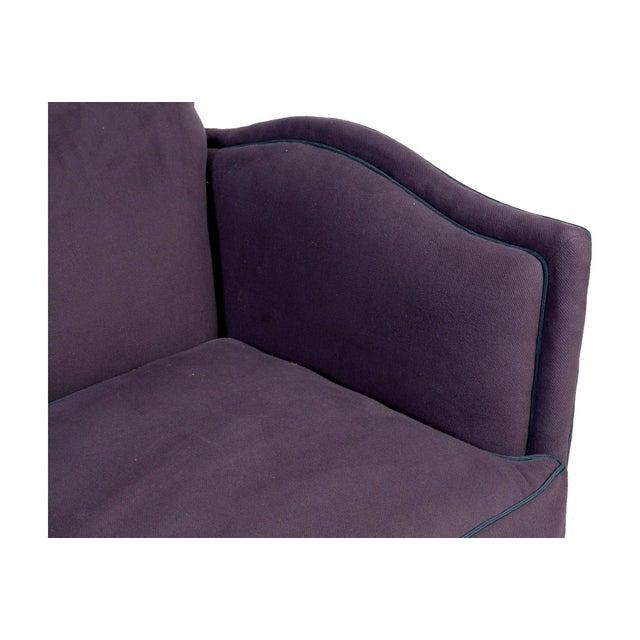 Aubergine Knole-Style Sofa - Image 6 of 6