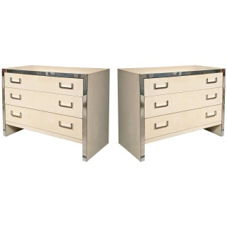 John Stuart Modernist Chests - A Pair