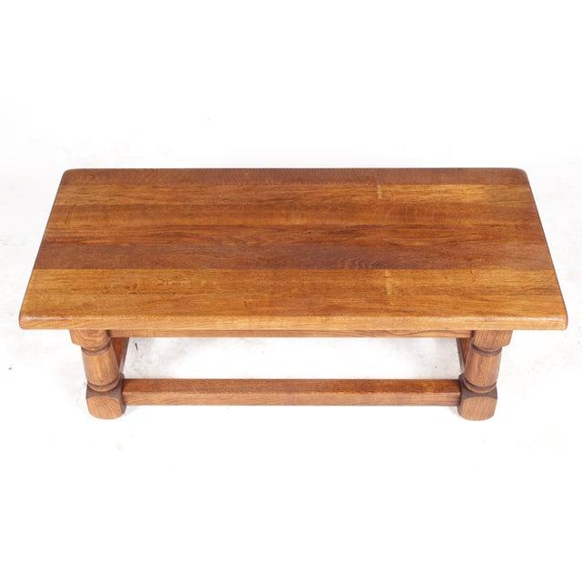 Rustic Monastery Style Coffee Table Chairish