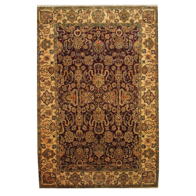 Pasargad Agra Collection - 6' X 9' - Image 1 of 3