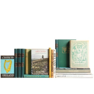 Irish Selections: History, Literature, Landscapes - Set of 16