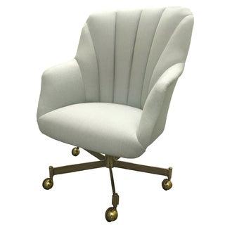 Ward Bennett for Brickel Mid-Century Desk Chair
