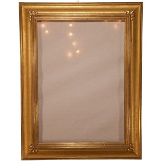 Gilt Wood Picture Frame