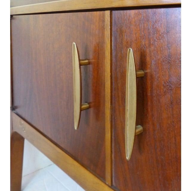 Image of Lane Modernist Side Tables - Pair