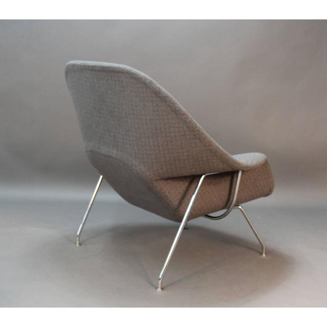 Eero Saarinen For Knoll Womb Chair And Ottoman Chairish