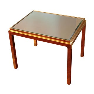 Willy Rizzo Style Occasional Table