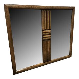 Lane Brutalist Mirror
