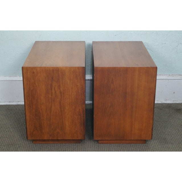 Kipp Stewart Mid-Century Nightstands - A Pair - Image 3 of 10