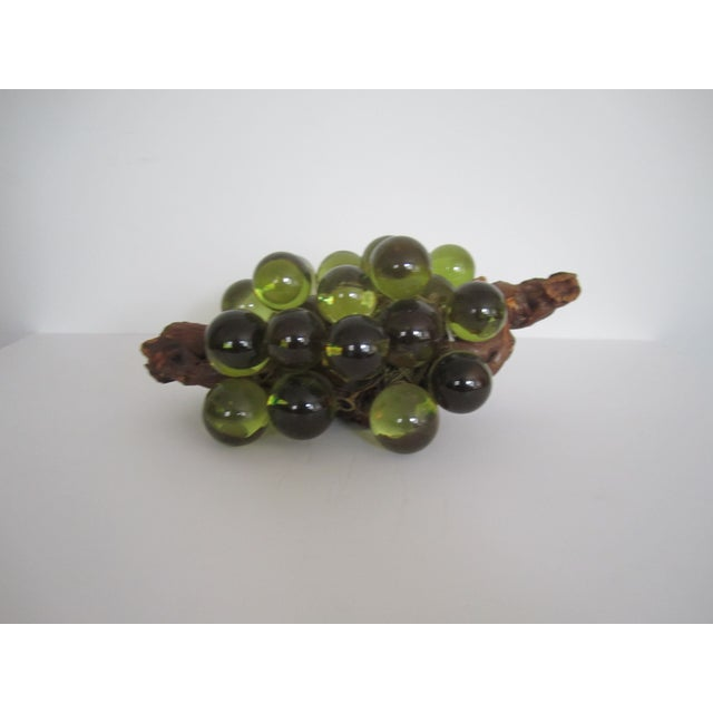 Green Resin Grapes on the Vine - Image 7 of 9