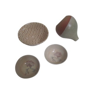 Japanese Ceramic Pottery Set