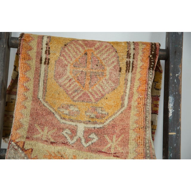 "Image of Vintage Oushak Distressed Rug - 1'6"" x 2'10"""