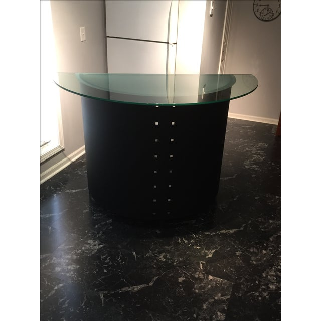 Image of Contemporary Martini Bar Cocktail Table