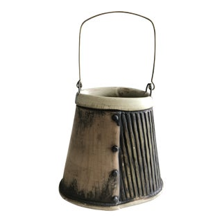 A Contemporary Art Pottery Vase