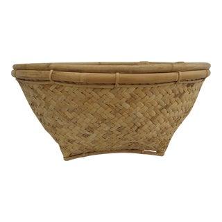 Asian Centerpiece Basket