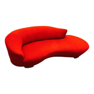 Vladimir Kagan Style Cloud Sofa