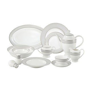 La Luna Bone China - 57-Piece Set