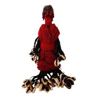 Fali Fertility Doll Phallic Cameroon