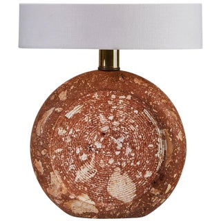 Marble Table Lamp by Fratelli Manelli
