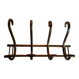 French Bentwood Hat & Coat Rack