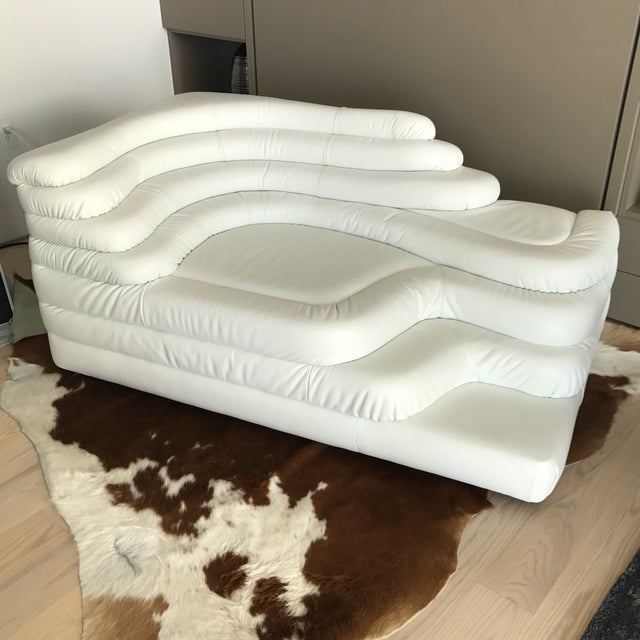 De Sede White Terrazza Sofa - Image 2 of 5