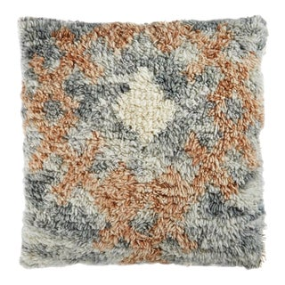 """Piper Collection Multi-Colored Wool """"Dylan"""" Pillow"""