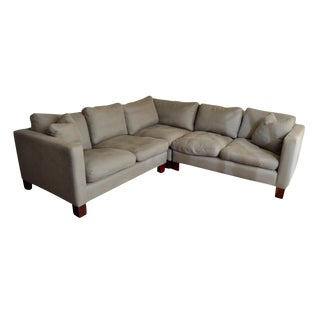 Sofa Workshop Gray Sectional