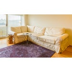 Image of Pottery Barn 3-Piece Sectional Couch