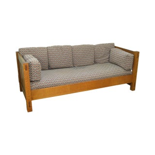 Stickley Mission Oak Settee
