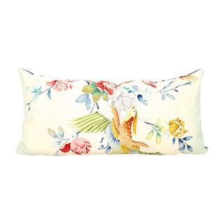 Vintage Silk Kimono Pillow