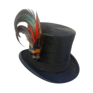 Victorian Beaver Top Hat
