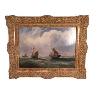 Briscoe Marine Scene Painting