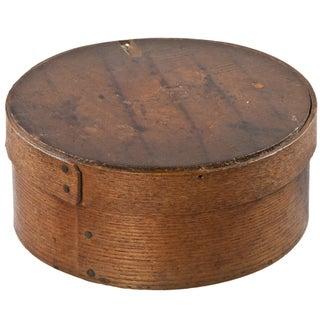Antique Handmade Wood Pantry Box