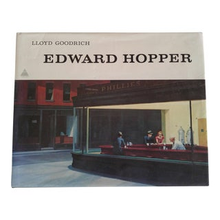 Over-Sized Edward Hopper Coffee Table Book