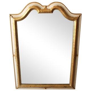 Vintage D. Milch & Son Florentine Style Mirror