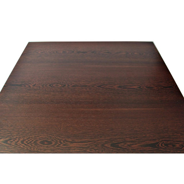 Spencer Fung Wenge Wood Coffee Table - Image 5 of 9