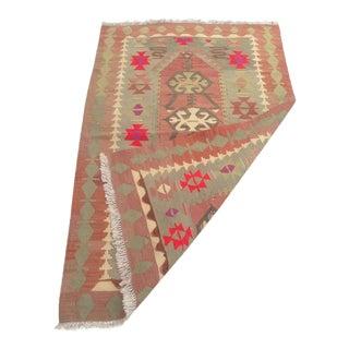 Vintage Anatolian Oyshak Rug