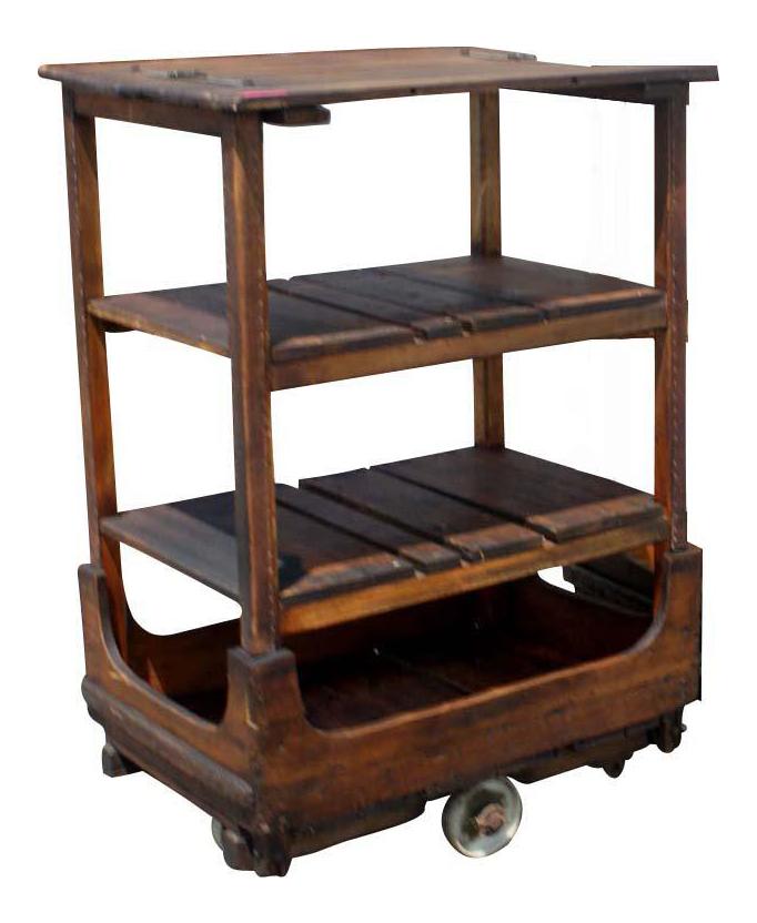 Vintage Amp Used Bar Carts Chairish