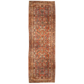 Early 20th Century Persian Sarouk Runner