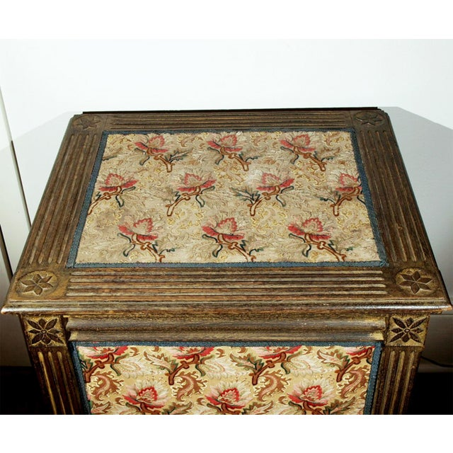 A Louis XVI Style Trunk or Lift-top Table - Image 6 of 7