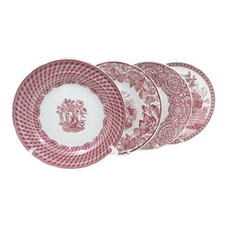 Spode Archive Collection Plates - Set of 4
