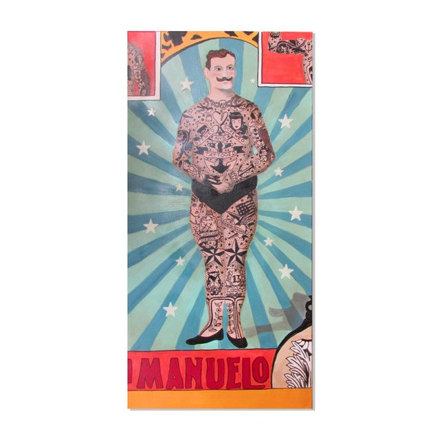 Image of Ode To Don Manuelo Numbered Print