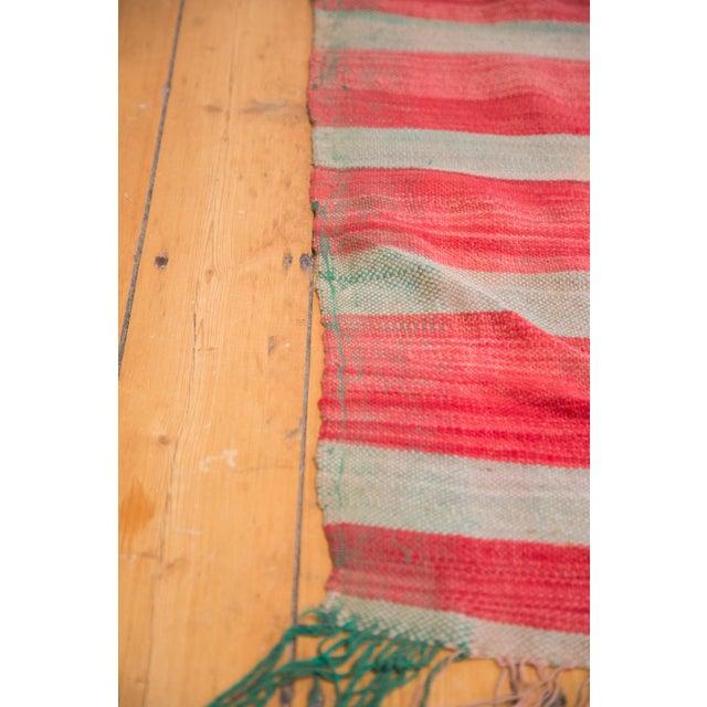 "Vintage Kilim Carpet - 5'3"" X 11'7"" - Image 4 of 6"